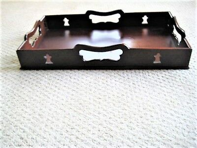 Colonial Williamsburg tray by Virginia Metalcrafters