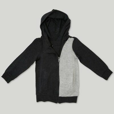 Toddler Boys afton STREET Hooded Sweater Jacket. Size 2T. NEW.