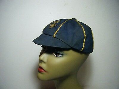 Vintage 1950S Bsa Blue Gold Cub Scout Cap/hat Made In Usa
