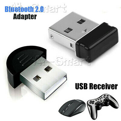 USB Wireless Keyboard Mouse Dongle Unifying Receiver 1 to 6 Devices For Logitech