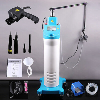 Surgical Engraver Salon Wrinkle Treat Fractional CO2 Laser Cutter System Machine