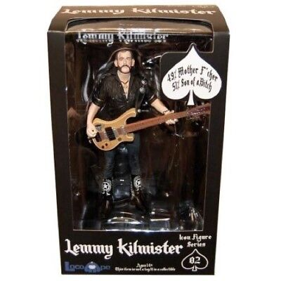 Motorhead - Lemmy Kilmister Figure - New & Official In Box