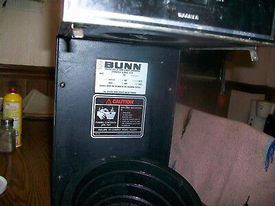 Bunn Pour-Omatic C-12 Coffee Maker