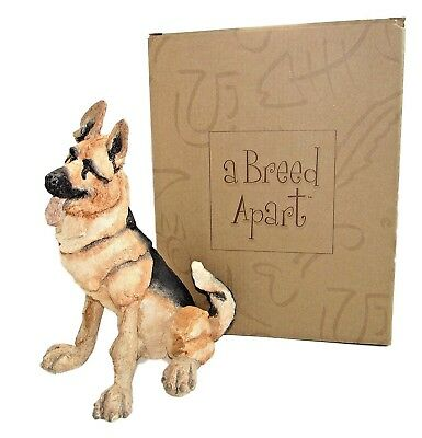 A Breed Apart by Country Artists New German Shepherd Shepard Figurine CA00110