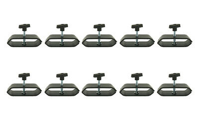 Set of 10 Quik Stage 2-Leg Clamp
