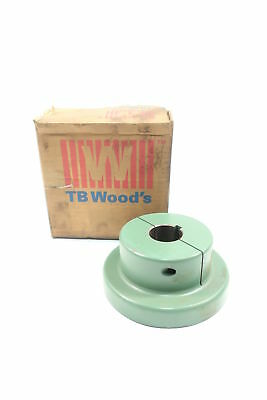 New Tb Woods 8C138 1-3/8In Flange Coupling D603247
