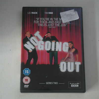 DVD Not Going Out - Series 2 - Complete (DVD, 2009, 2-Disc Set) Lee Mack