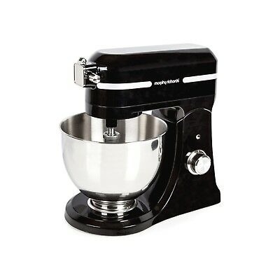 Morphy Richards Stand Mixer Diecast 800W Black 400008