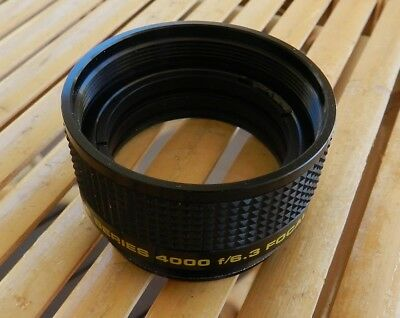 Meade 4000 f/6.3 Focal Reducer / Field Flattener Excellent Condition