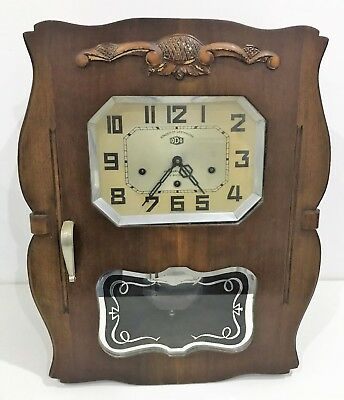 CARILLON ODO n°24 - 10 marteaux / 6 tiges - 2 AIRS - Old French Clock
