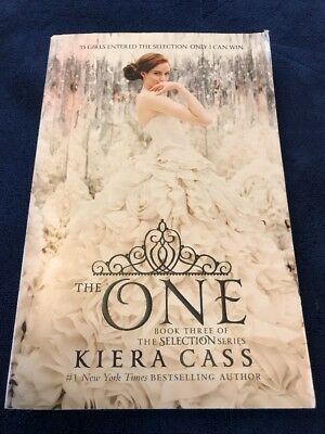 The One Selection Series Book 3 by Kiera Cass Paperback