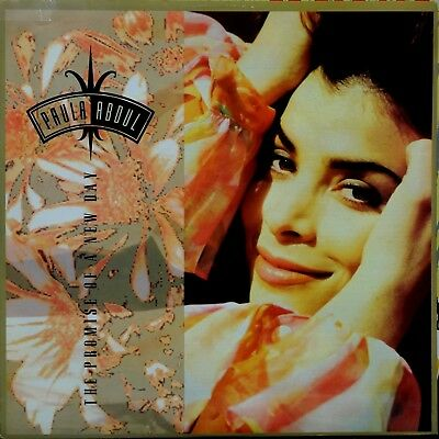 "Vinyl Maxi Single 12"" - Paula Abdul - The Promise Of A New Day - 1991 - Rar"