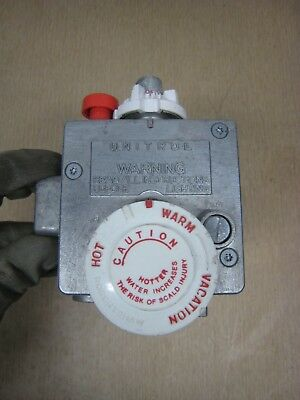 AO Smith Robertshaw R110RCTS-PC 186646-001 69-EF8-451 Water Heater Gas Valve