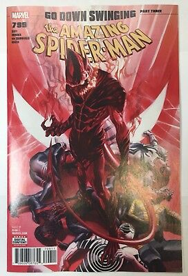 Amazing Spider-Man (2018) #799 2nd Appearance of Red Goblin!! [NM] Presale 4/18