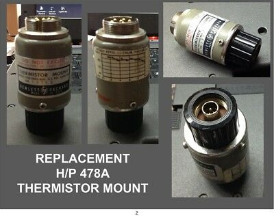 HP 478A Thermistor Mount (Tested)