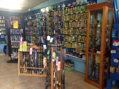 Retail  Fishing Tackle Business