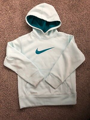 Girls Nike Therma-Fit Hoodie Small