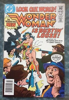 Wonder Woman #288 1st Series DC Comic (feb.1982)