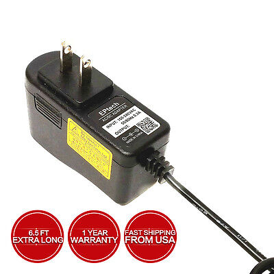 AC Adaptor for iTouchless Trash Can NX SX MX RX HX RS RE DZT13 Power Supply cord