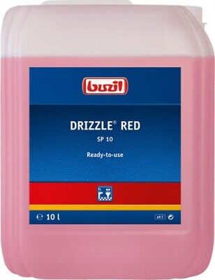 Buzil Drizzle® Red SP10 - 10L Kanister