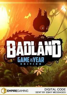BADLAND: Game of the Year Edition PC / Mac / Linux (Steam Download Key)