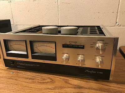 Vintage Accuphase P300 Amplifier