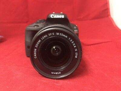 Canon EOS Rebel SL1 Digital SLR w/ 18-55mm STM Lens