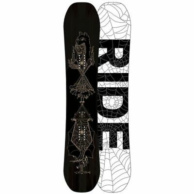 Ride Wild Life Snowboard 2018 Mens Unisex Deck All Mountain Freestyle Freeride