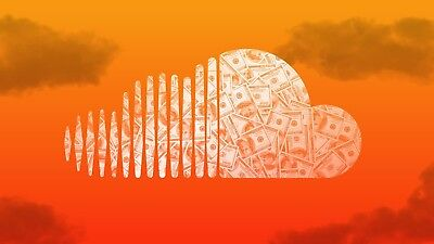 900,000 SOUNDCLOUD Plays with 40 Llkes 20 Reposts