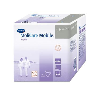 MoliCare Mobile Super - Large - Pack of 14