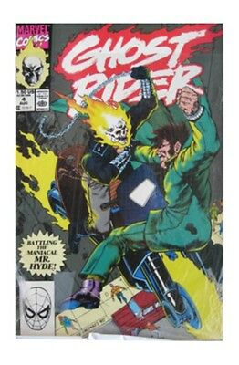 Ghost Rider #4 (Aug 1990, Marvel)