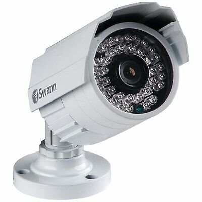 Swann 1080p HD Home Surveillance Security Camera, White/Black (SWPRO-T855CAM-CA)