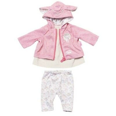 Zapf Creation Baby Annabell Tag Outfit Kleidung 700105 Neu