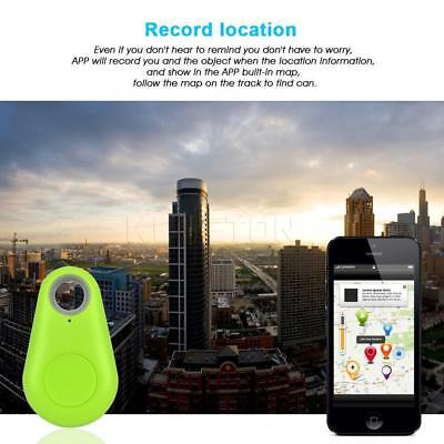 Bluetooth Smart GPS Key ring Bag Car Finder Locator Tracker from Phone anti Lost