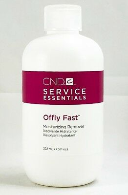 CND Service Essentials Offly Fast Moisturizing Remover 222ml/7.5oz