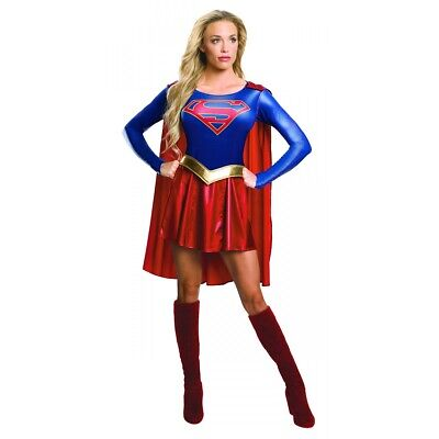 Supergirl Costume Supergirl Halloween Fancy Dress