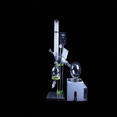 110V 5L Rotary Evaporator Rotavapor Lab equipment vape.