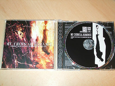 My Chemical Romance - I Brought You My Bullets, You Brought Mr Your (CD) Eyeball