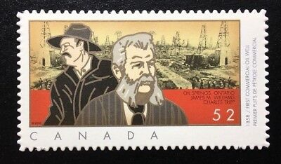 Canada #2268i Die Cut MNH, Industries: Oil and Gas Stamp 2008
