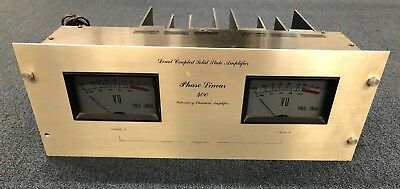 Phase Linear 400 Vintage Power Amplifier Sold As-Is No Reserve