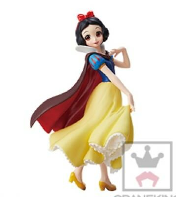 Banpresto Crystalux Disney Characters Snow White 16cm Figure 38154