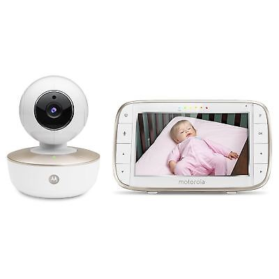 ✨Motorola MBP855 CONNECT Baby Monitor with Wi-Fi Internet Viewing	 ✨