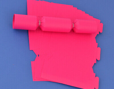 100 MINI Hot Pink Make & Fill Your Own Cracker Boards