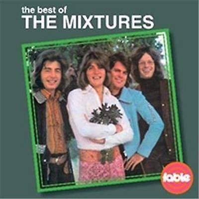 MIXTURES - THE BEST OF CD ~ GREATEST HITS~PUSH BIKE SONG ~ AUSTRALIAN 70's *NEW*