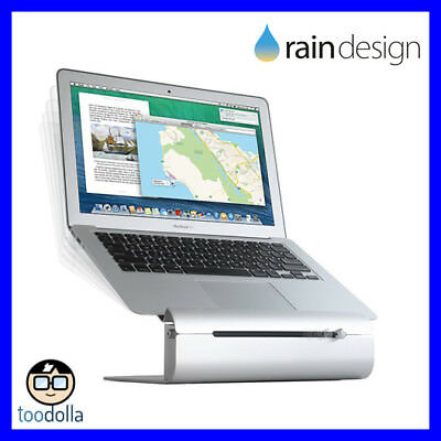RAIN DESIGN iLevel - height adjustable aluminium desktop stand, Apple MacBook
