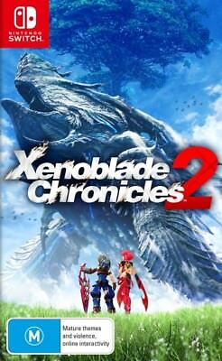 Xenoblade Chronicles 2  - game - BRAND NEW