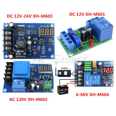12V/24V 6-60V Charger Power Supply Switch Battery Charging Control Board Module