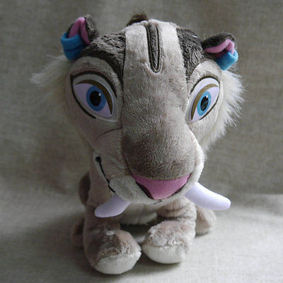 NEW Ice Age Shira  plush doll 9in chtall Stuffed toy Lovely Gift For Kids