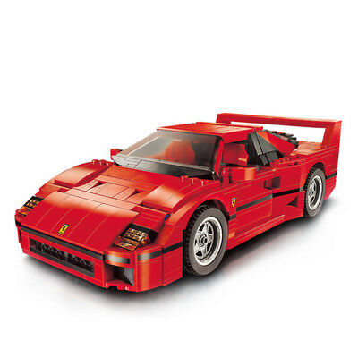 Ferrari F40 Sports Car 1158 pcs Building Toys Blocks 21004