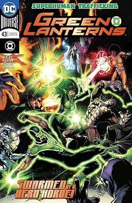 Dc Comics Green Lanterns #43 1St Print